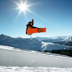 Freerider in Davos - ©Graubünden Ferien