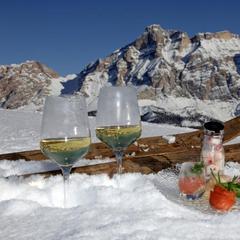 Alta Badia ITA Skifahren mit Genuss