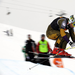 - ©Ski Cross Week, Stefan Hunziker