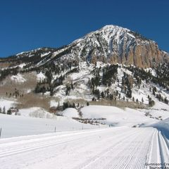 Scenic view in Crested Butte