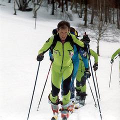Deutsche Meisterschaft Skialpinismus 2003 - ©Rolf Majcen