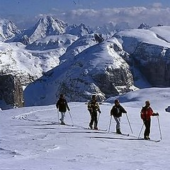 Skitouren - ©dolomitisuperski.com