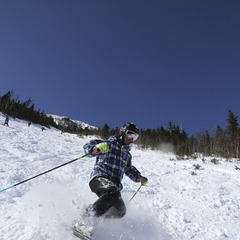 Skiing at Whiteface