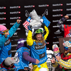 Swatch Skiers Cup - ©Swatch Skiers Cup