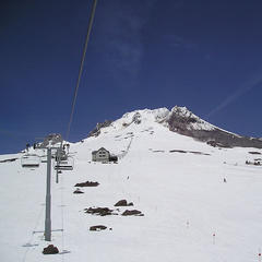 Palmer Snowfield at Timberline Lodge