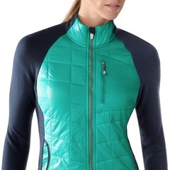 The Smartwool PhD SmartLoft Divide Full Zip.