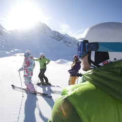 Offres Early booking - Premiers sur les séjours, premiers sur les pistes... - ©First Track Les Arcs © Scalp