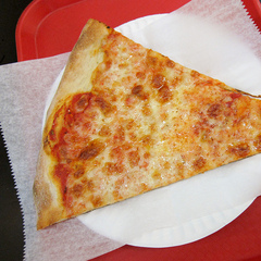 Fat Sal's Pizza Slice