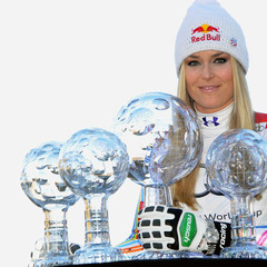 FIS Weltcup 2012 Schladming Lindsey Vonn - ©Alain GROSCLAUDE/AGENCE ZOOM