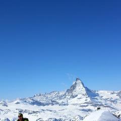 Freeriden in Zermatt - ©Skiinfo.de/Sebastian Lindemeyer
