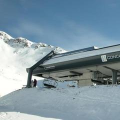Brembo Ski, seggiovia Carisole - Conca Nevosa di Carona - ©Brembo Ski