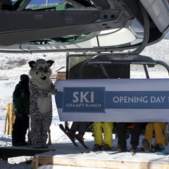 Opening day at Ski Granby Ranch. - ©Ski Granby Ranch