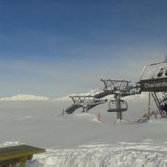 Samoens, Grand Massif. Dec. 13, 2012