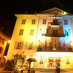 The 18th-century Casino Chamonix - ©Office de toursime Chamonix
