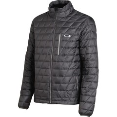 Oakley Unification Down - Oakley says pro rider Seth Morrison rocks the Unification jacket, since it's among the warmest, most packable thermal down jackets that Oakley produces. Made with 800-fill power premium goose down, the quilted exterior is coated