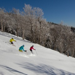Can you think of a better way to spend the long weekend? Photo Courtesy of Okemo Mountain Resort.