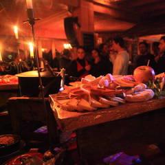 Les bonnes tables ne manquent pas à La Clusaz - ©OT La Clusaz