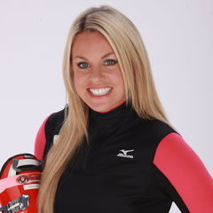 GB Olympic skier, Chemmy Alcott