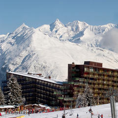 Les Arcs 1800