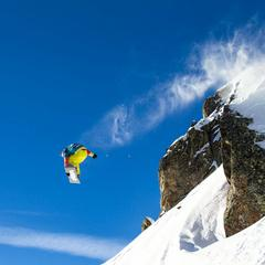 Top 10 snowboarding resorts