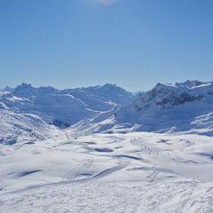 Skifahren in Lech-Zürs - ©Gernot Schweigkofler