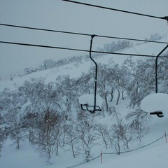Claus Bue Jensen i Niseko