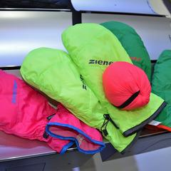 Ziener's foldable mini-mittens - ©Skiinfo