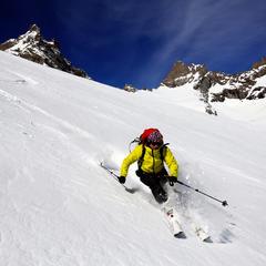 Point neige dans les Vosges (14/02/2013)
