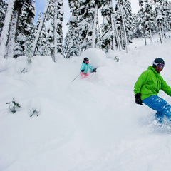 Whistler Blackcomb was chosen as the 2012 Best Overall Terrain in North America by our readers. - ©Mike Crane/WhistlerTourism