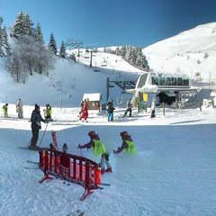 Point neige dans le Jura (21/02/2013)