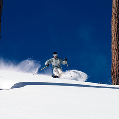 Purchase Mountain High's 2013/2014 Anytime Pass before April 15th and ski the rest of this season for free.  - ©Mt. High