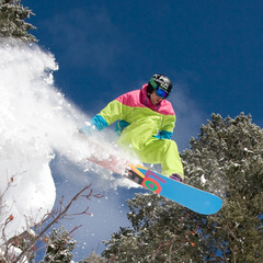 Grand Targhee Spring Breakaway