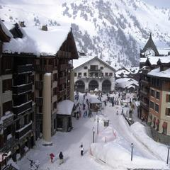 Les Arcs Bourg St Maurice