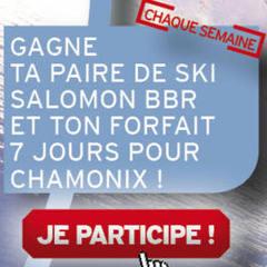 Chausses tes Salomon BBR et viens défier les pentes de Chamonix...