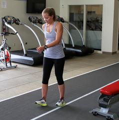 Postseason Ski Exercises with Grete Eliassen: Heel Walks