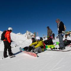 Point neige dans les Alpes du Sud (25/04/2013)