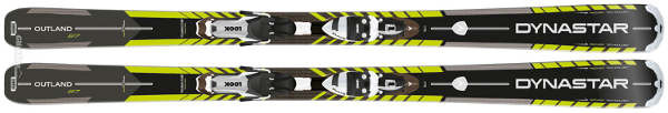 Ski all mountain - Dynastar Outland 87 Fluid