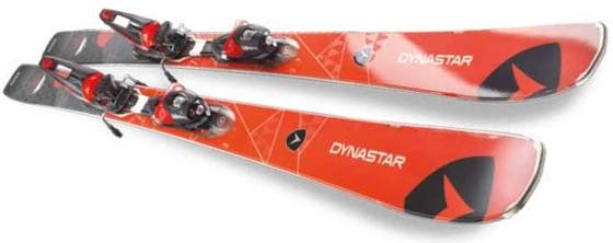 Skis Dynastar Powertrack 89 Fluid X
