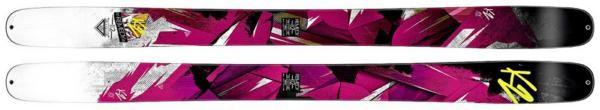 Ski de freeride - K2 Remedy 112