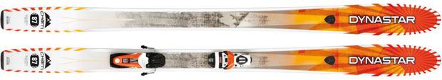 Ski de freeride - Dynastar / Cham 87
