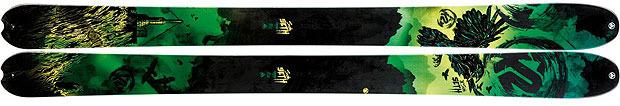 Ski de freeride - K2 / SideSeth