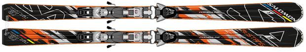 Ski de piste - Salomon / 24 Mustang