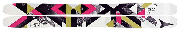 Skis freeride pour femmes 2013 : Atomic / Millenium