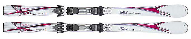 Skis de piste pour femmes 2013 : Head / Mya n°5