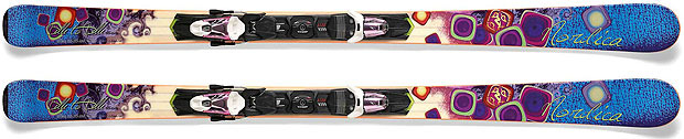 Skis all mountain pour femmes 2013 : Nordica / Belle to Belle