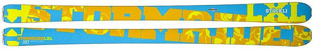 Skis all mountain pour femmes 2013 : Stockli / Stormrider LXL