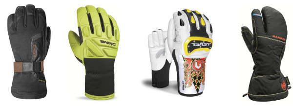 gants GORE-TEX® avec la technologie produit X-TRAFIT™