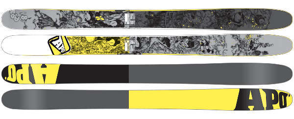 Skis APO SNOW Ron