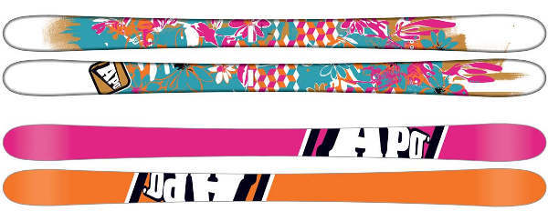 Skis APO SNOW Marielle