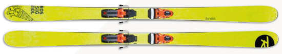 Skis 2013/2014 : le Rossignol SCRATCH